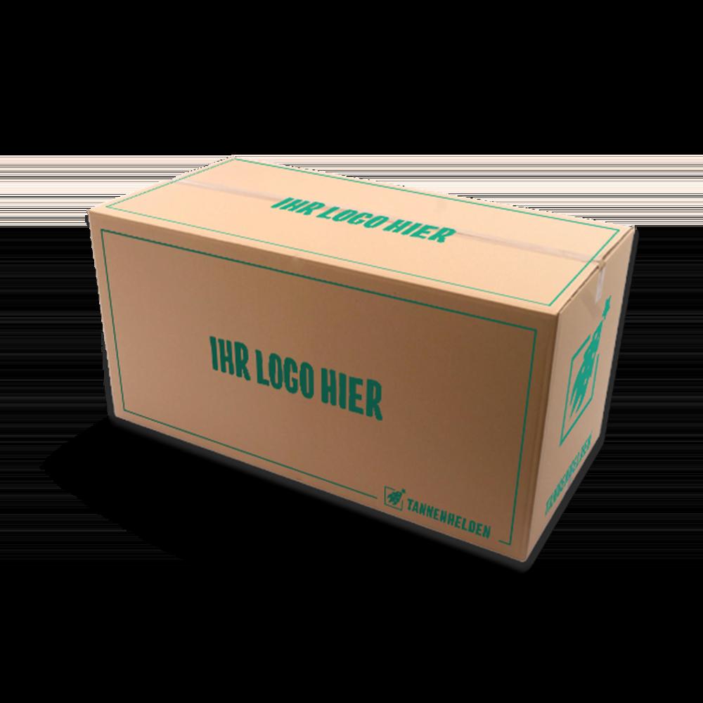 Tannenhelden Paketverpackung