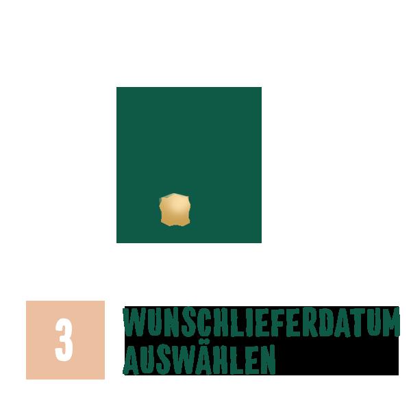 Icon Schritt 3 Wunschlieferdatum